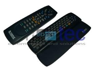 USB TV+PC+Computer Multimedia Fernbedienung m. Tastatur