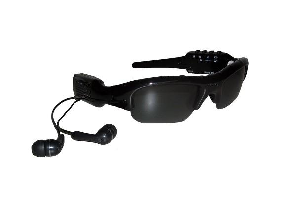 HD-Video-KAMERA-Sonnenbrille Kamerabrille UV400-Brille mit 720p-HD Videokamera
