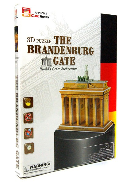 3D Puzzle BRANDENBURGER TOR 31