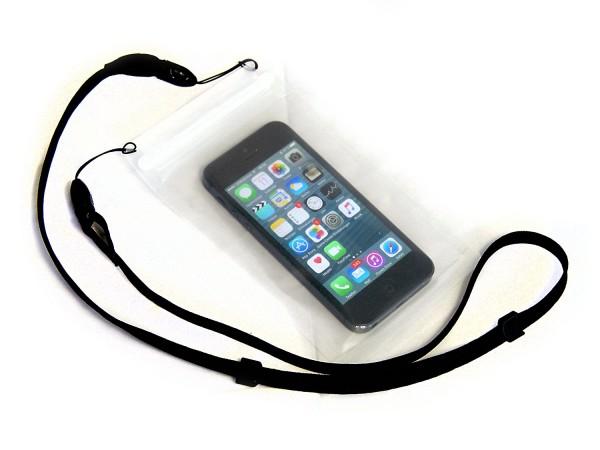 Wasserdichte Tasche f.Smartphones bis 4,8Zoll (12,19cm)