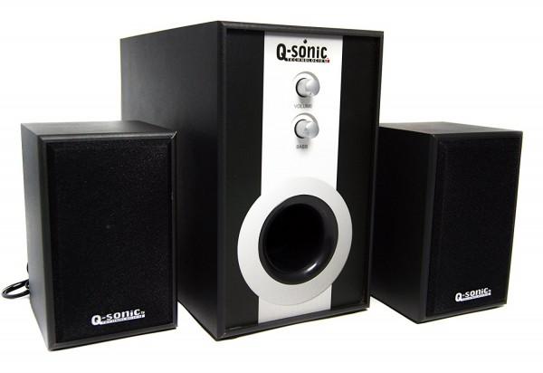 Multimedia Lautsprecher-System Boxen-System Boxensystem PC Multi Media-Boxen