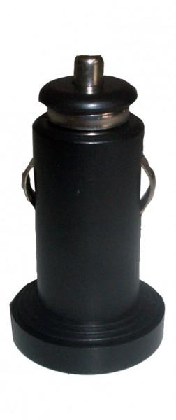 KFZ-Auto 12V+24V-Zigarettenanzünder-USB-Strom-Adapter für Zigarettenanzünder