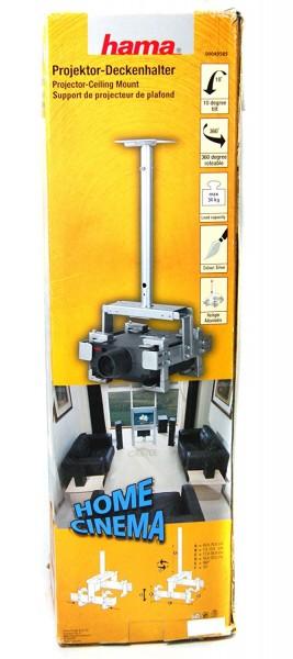 BEAMER Projektor-Deckenhalterung Decken-Halterung Halter Deckenhalter