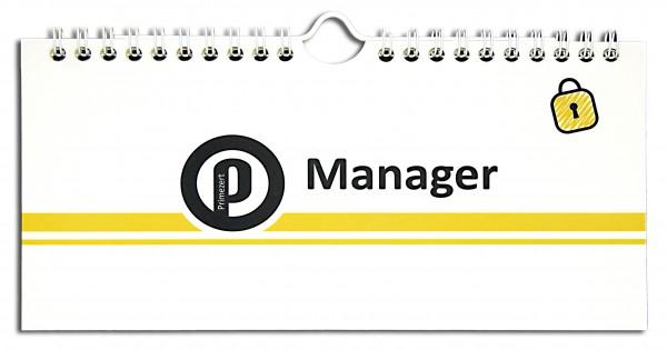 Primezert®-Manager: Der Tisch-Organizer