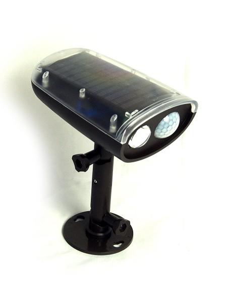 Solar-Strahler m. LED-Lampe