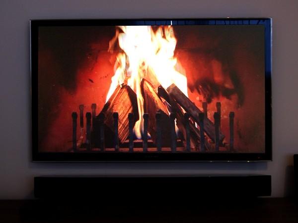 kaminfeuer für fernseher