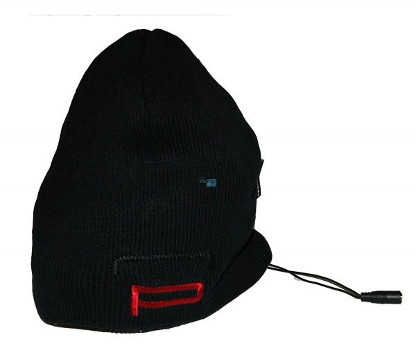 Multimedia-Mütze mit Kopfhörern integrierte Lautsprecher-Boxen als Kopfhörer