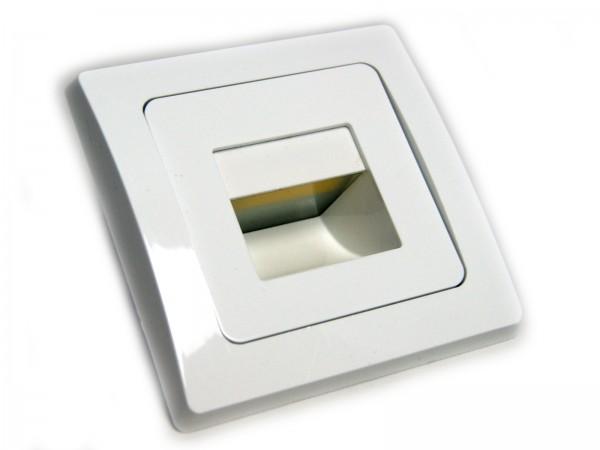 LED-Einbauleuchte Einbaulampe für Wandeinbau oder Treppenstufenbeleuchtung usw.